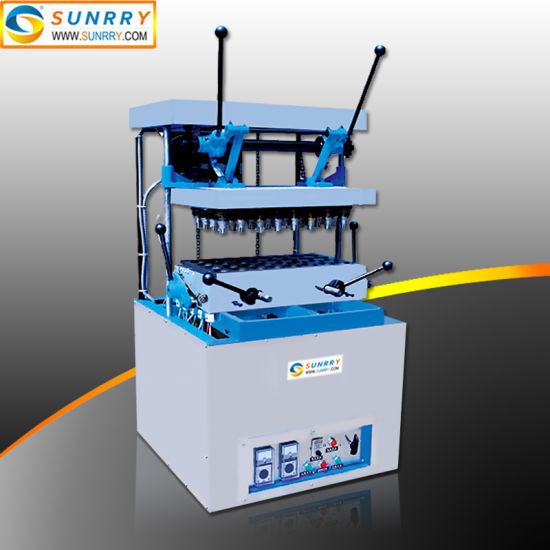 Manufacturing commercial ice