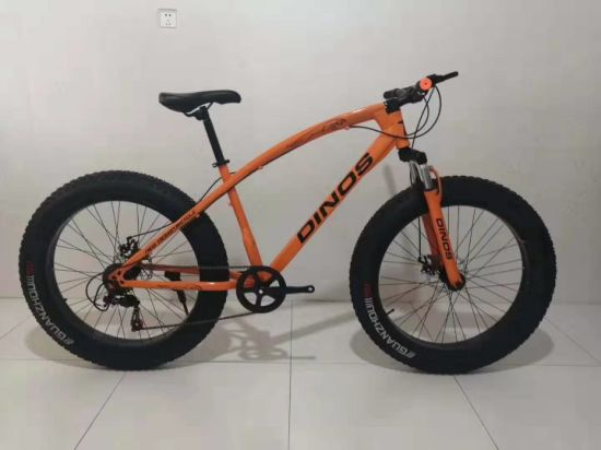 "26""*4.0 Fat Tire Snow Mountain Bicycle"