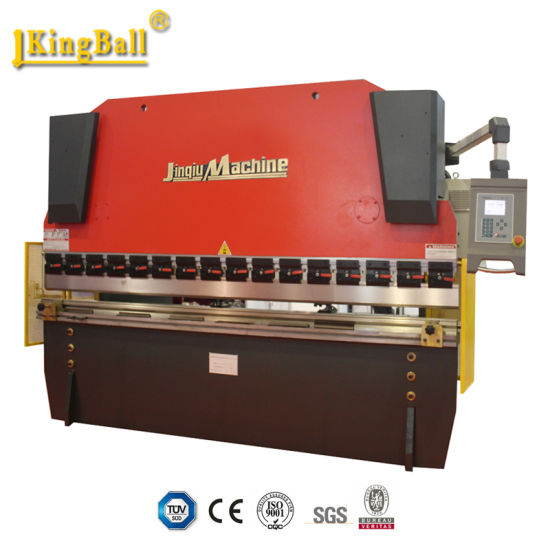 High Precision Shearing and Bending Machine with Good Service System
