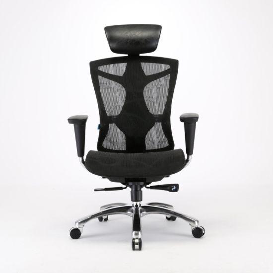 Wholesale Ergonomic Modern Furniture Company Boss Work Mesh Executive Swivel Gaming Computer Office Chairs