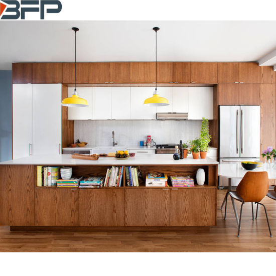 China Best Products Wooden Design Laminate Kitchen Cabinet ...