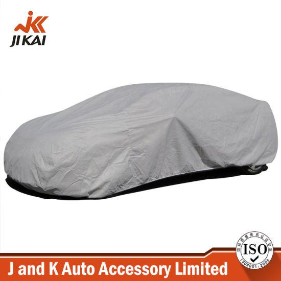 Non Woven Car Bonnet Cover Good Water Resistance Wholesale Custom Outdoor Car Snow Cover