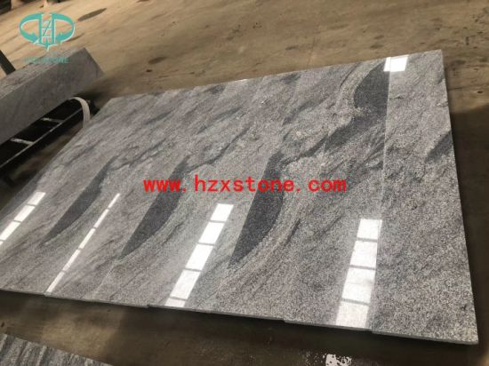 New Fantasy Grey/Nero Santiago/New G023/Ash Grey Granite for Paving/Tiles/Flooring/Landscaping pictures & photos