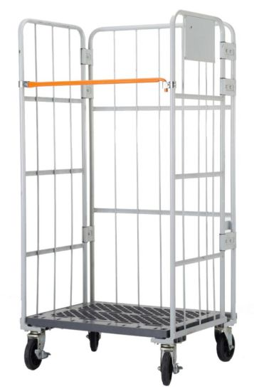 Foldable 3 Side Storage Cage