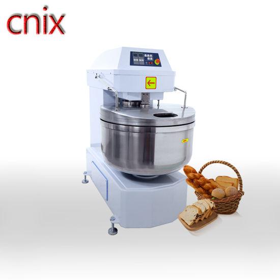 Bakery Equipment Double-Motor Double-Speed Dough Mixer