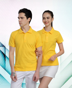 New Design Printable Male and Female Polos pictures & photos
