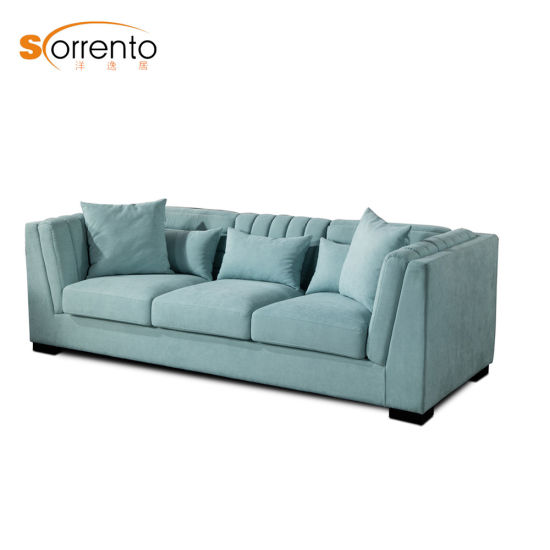 Fabric Sofa Chesterfield