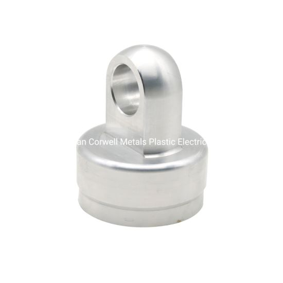 Precision 6061 Aluminum Brass Stainless Steel CNC Machining Turned Part