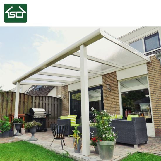 Balcony Waterproof Outdoor Sun Shade Aluminum Terrace Roof Cover