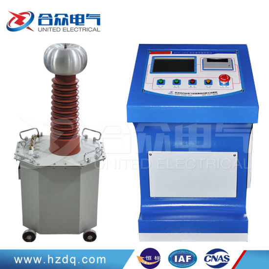 Power Frequency Voltage Withstand Testing Transformer/ Hipot Tester