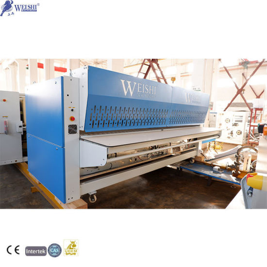 Commercial Sheet Folding Laundry Dry Cleaning Folder Machine for Hospitals
