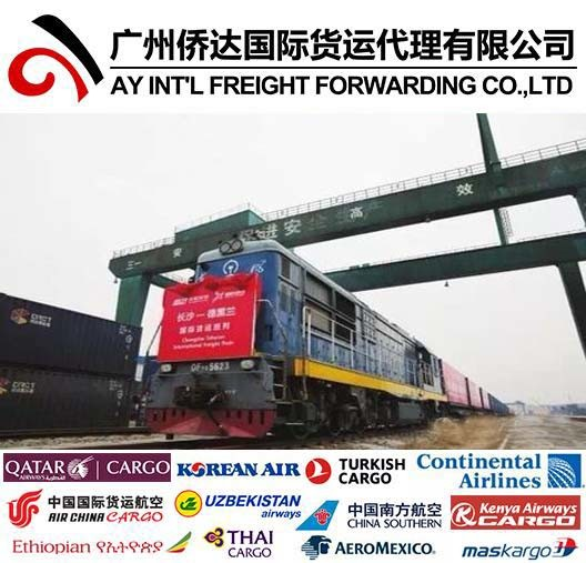 Container Shipping From Singapore to Kazakhstan/Uzbekistan/Kyrgyzstan/Turkmenistan/Tajikistan Via China by Railway