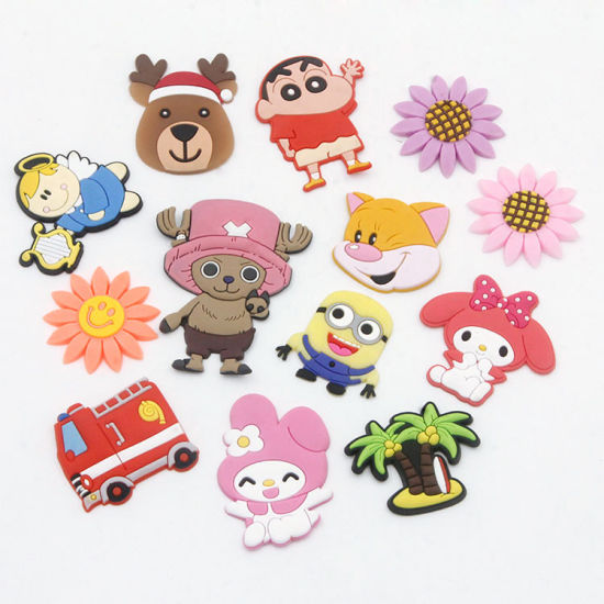 Best Sale Cartoon Figure PVC Fridge Magnet for Promotion pictures & photos