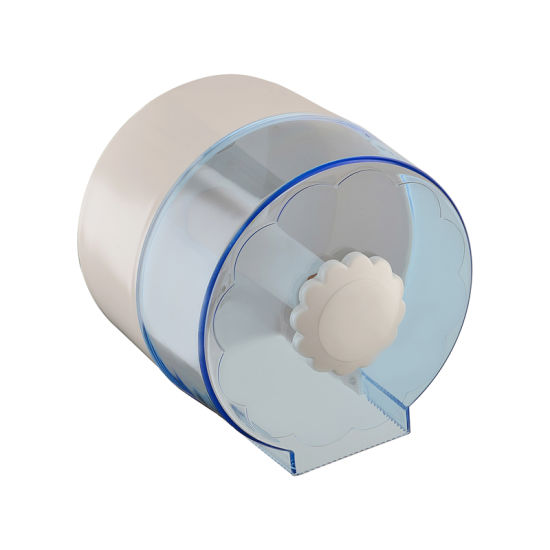 Luolin -Saver in Future- Paper Holder Bathroom Toilet Paper Roller, Tissue Holder Paper Towel Holder, Tissue Box Napkin Rack Paper Box Accessory, 9602-13