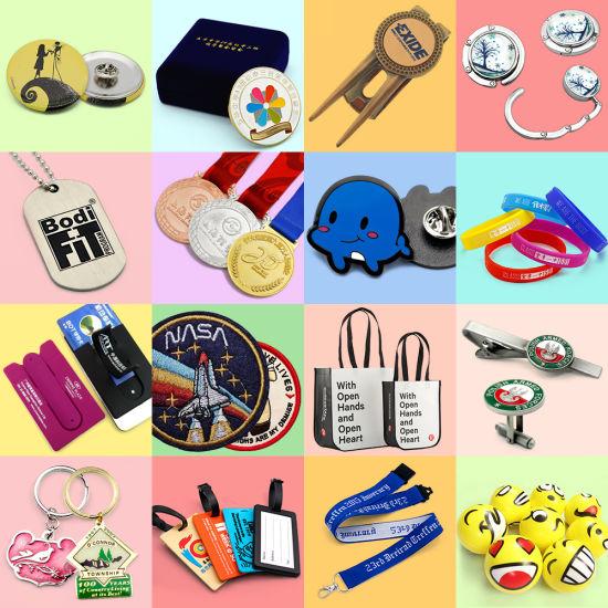 New Product 2020 Customized China Wholesale Fashion Business Promotion Novelties Christmas Wedding Birthday Keychain Tourist Souvenir Gift for Promotional Item