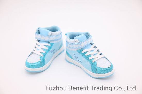 Custom Socks Boys Kid/Kids/Child/Children Shoe PVC Injection Casual Shoes