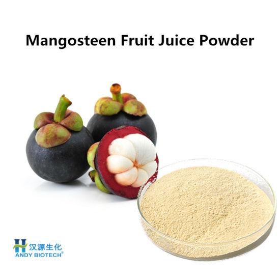 High Quality Mangosteen Fruit Juice Powder Improve Immunity