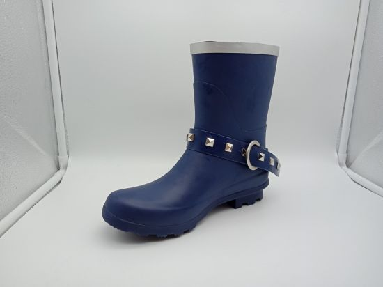 Newest Women Rubber Boots for Fashion Lady