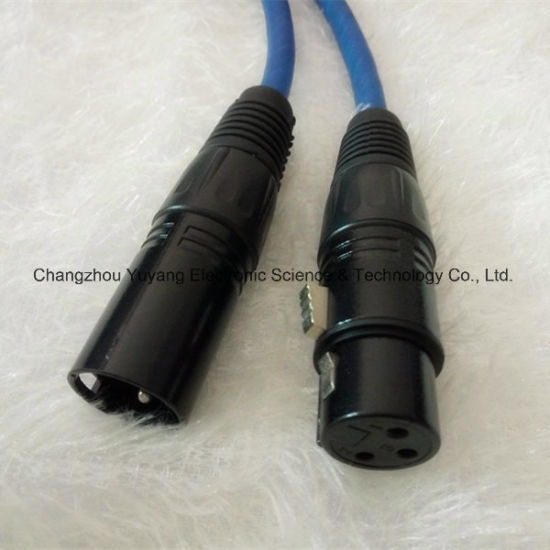 Prime China 3 Pin Male To Female Xlr Speaker Cable Microphone Sound Wiring 101 Mentrastrewellnesstrialsorg