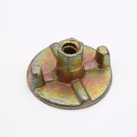 Flange Wing Nut Anchor Nuts Tie Nut Slab Formwork Construction Building Material