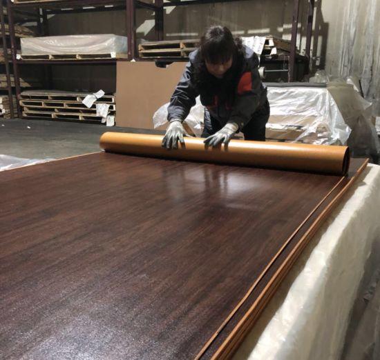 China Whole Interior Decoration Non, Laminate Flooring Paper