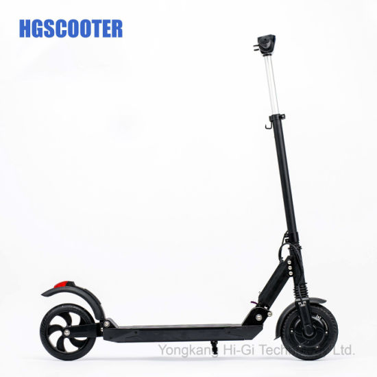 Powerful Green Electric Scooter with 36V 350watt Brushless Motor Kugooo S3 Plus