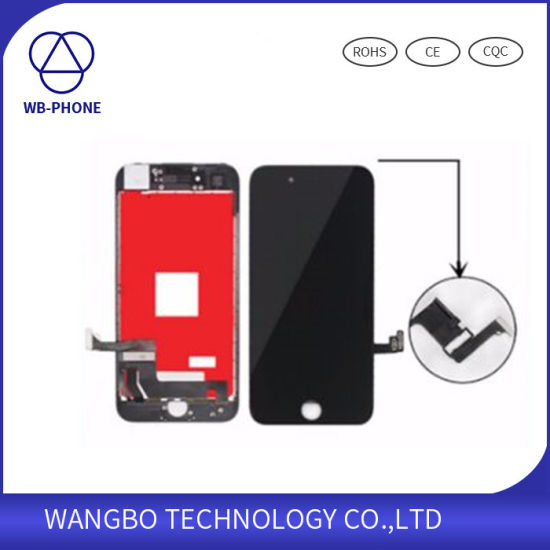 China Supplier Fully Tested LCD Touch Screen for iPhone 7 LCD pictures & photos