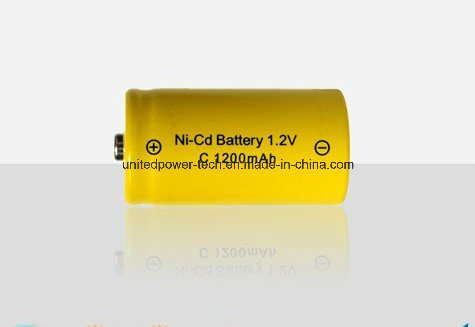 NiCd Rechargeable Battery Ni-CD Battery pictures & photos