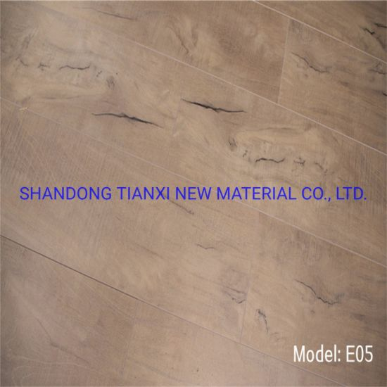AC3 AC4 Grade Wear Layer Home Bedroom Wood HDF Lamiante Flooring pictures & photos