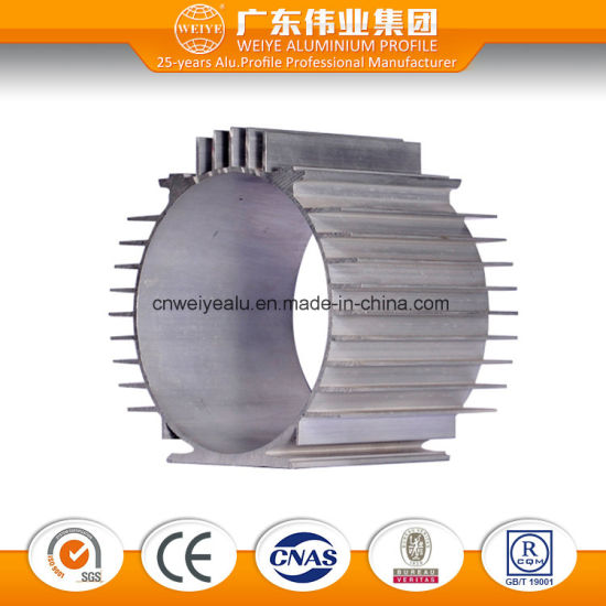 China Widely Industrial Used Heatsink Aluminium Profile