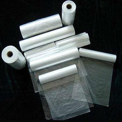 Plastic Food Packing Bag on Roll / Produce Bag for Supermarket