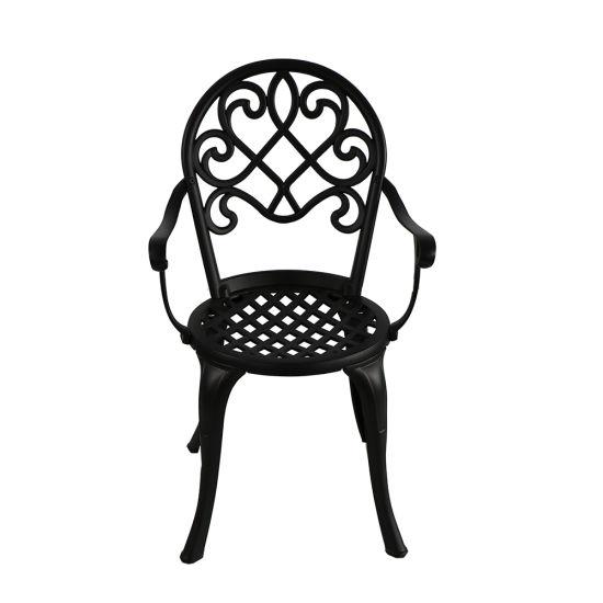 China Outdoor Furniture Solid Cast, Solid Cast Aluminum Patio Furniture