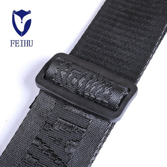 Factory Direct Sales Nylon Special Security Jacquard Soft Belt Student Tactical Training Belt General Black Wholesale pictures & photos