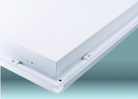 Recessed Square Backlit LED Panel 2X2FT (600X600mm) 36W Ceiling Troffer  Light 3000K Warm White