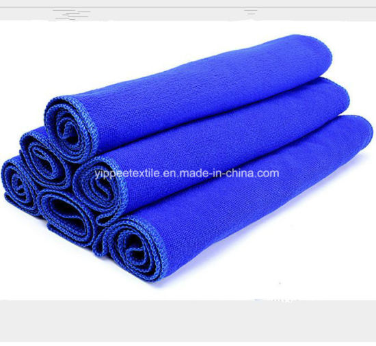 365G/M2 Heavy Duty&Thick Microfiber Towel pictures & photos