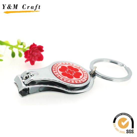 China Customized Bottle Opener Keychain with High Quality