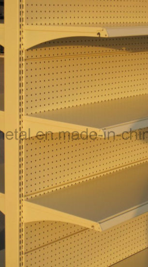 Tegometal Supermarket Shelf with Different Design pictures & photos