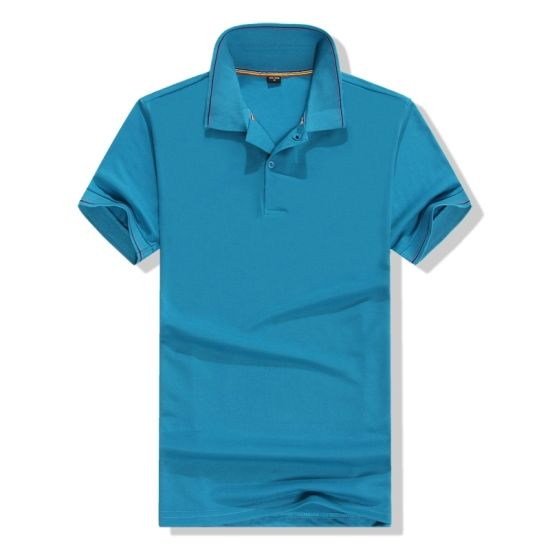 Plain Cotton Polo T-Shirts Wholesale Men's T-Shirt Clothing