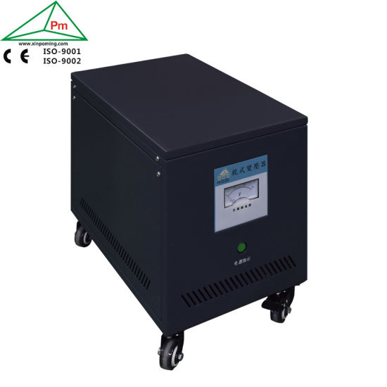 Black Grey White Panel High Dry Type Variable Auto Transformer for Protecting The Textile, Laser, Woodworking and Aviation Equipment pictures & photos