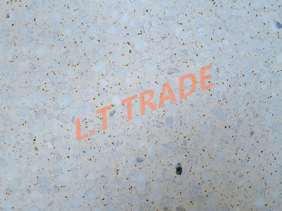 Polished Bright Colorful Terrazzo Floor Pavers/Tiles