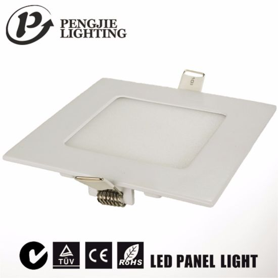 High Quality Indoor 6W LED Lamp White LED Lighting Panel pictures & photos