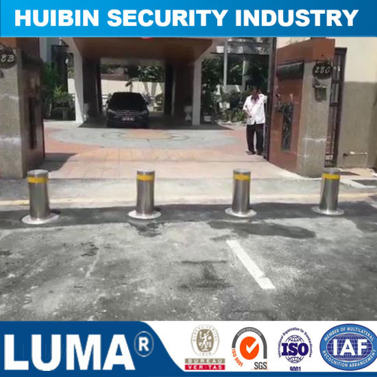 China Hydraulic Automatic Rising Bollard for Dubai Market Top