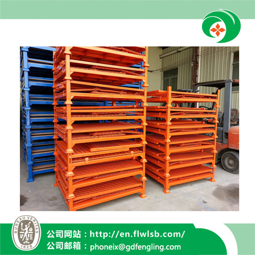 Steel Logistics Cage for Warehouse Storage with Ce (FL-52) pictures & photos