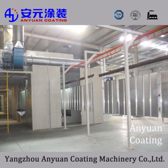 Customized Metal Material Powder Coating Equipment