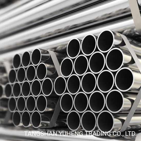 Seamless Carbon Steel, Stainless Steel Ms Tubing/Tube/Pipe for Boiler, Heat Exchanger, Paper Making, Water, Gas Pipeline