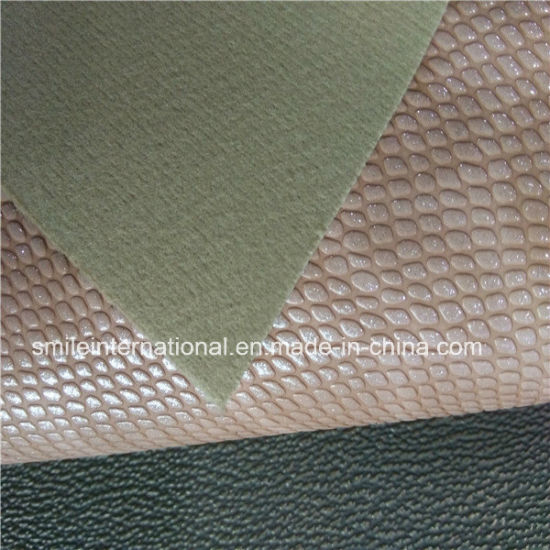PU Synthetic Leather for Shoes&Reasonable Price