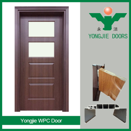 China Classical Wpc Interior Security Door Factory China Wpc Door