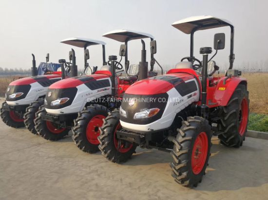 45HP 4WD Tip Quality in China Agricultural Farm Tractor