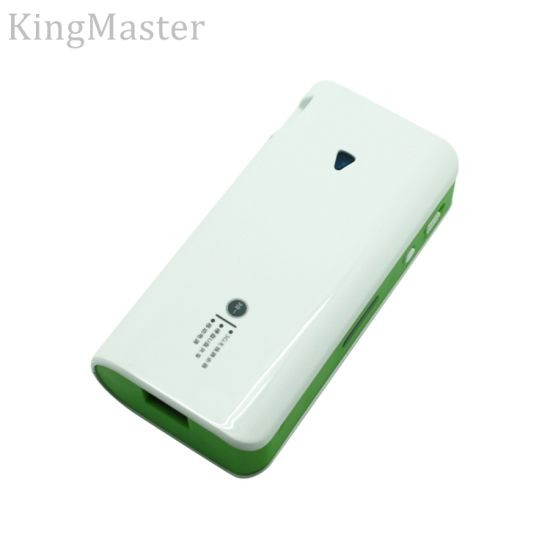 5200mAh Portable Plastic Power Bank with 3G Router for Mobile pictures & photos