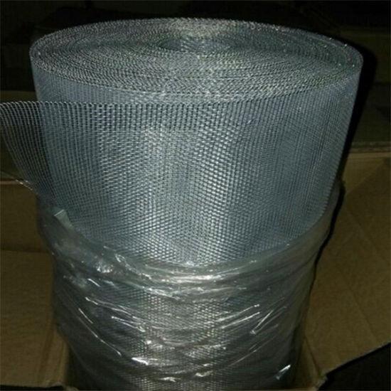 14*14 Ss Finish Aluminum Window Screen Mosquito Net for India Market